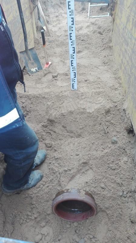 Budowa sieci kanalizacji sanitarnej Wrocław